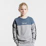 Gifted Heroes Retro Boy's Sweat GREY Marl
