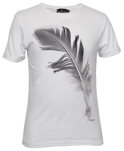 Gifted Heroes Feathered Men's T Shirt - T Shirts Mens - Giftedheroes