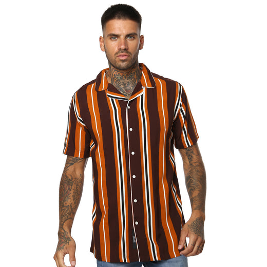 Gifted 'Cuban' Resort Men's Shirt - Tops - Giftedheroes