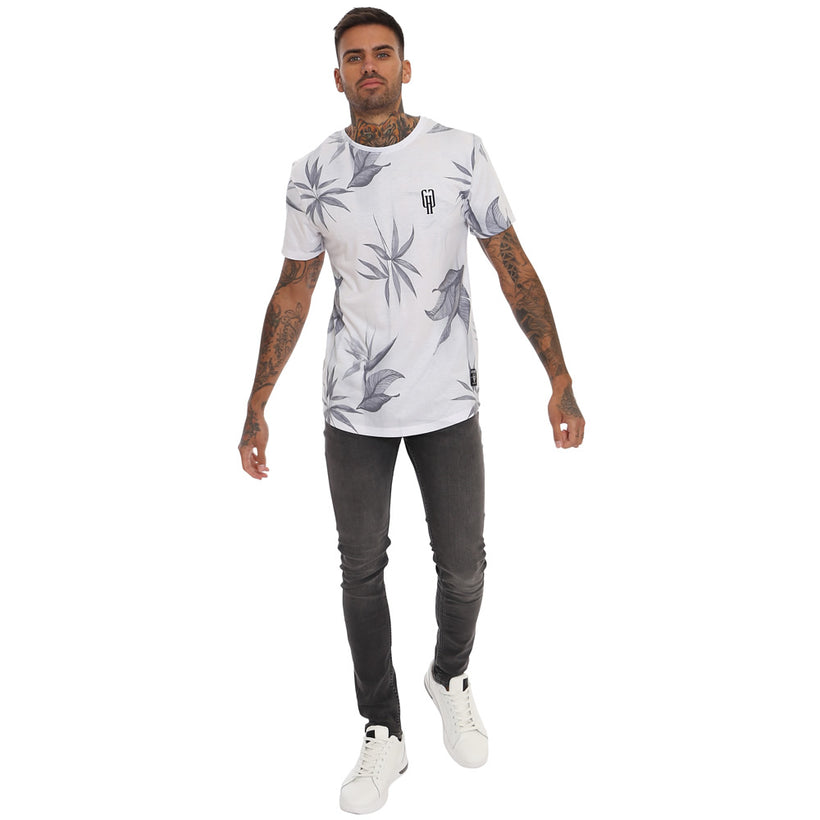 Gifted Heroes Stormy Tropic Men's Tee - T Shirts Mens - Giftedheroes