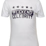 Weekend Celebrity Men's T Shirt - T Shirts Mens - Giftedheroes