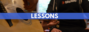 Music Lessons Banner