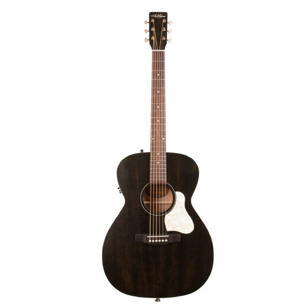 Art and Lutherie Legacy Concert Hall Acoustic Guitar - Faded Black