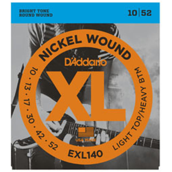 D'Addario EXL140 Electric Guitar Strings