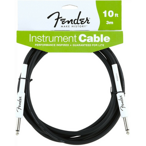 Fender 10ft Guitar Cable Display Photo