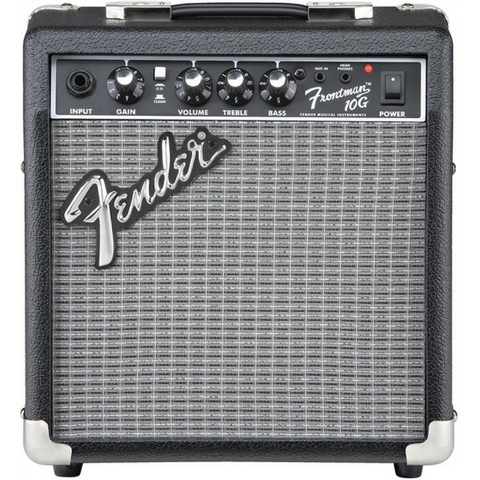 Fender Frontman 10G Electric Guitar Amp Display Photo