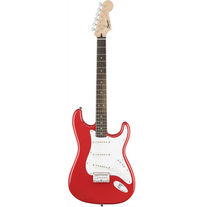 Fender Squier Bullet Stratocaster HT Electric Guitar Fiesta Red