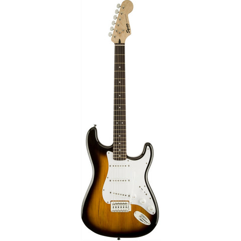 Fender Squier Bullet Stratocaster Electric Guitar Brown Sunburst