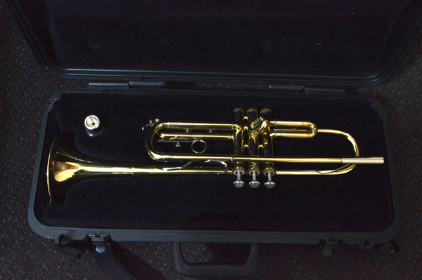 Used Selmer Vincent Bach Trumpet