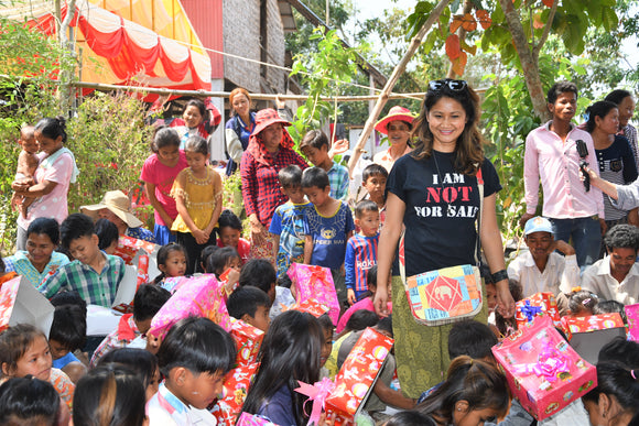 Human Trafficking Prevention Project in Cambodia