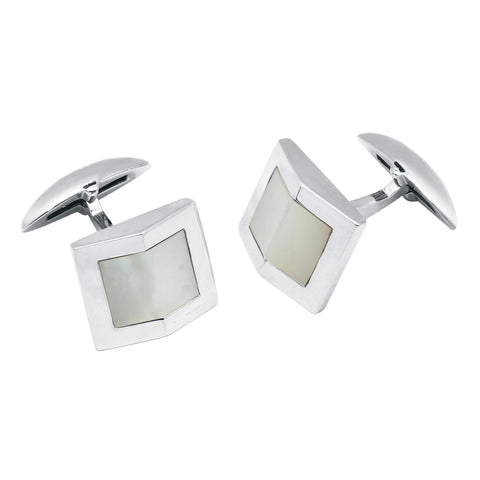 Zsamuel-Mens-Sterling-Silver-Mother-of-Pearl-Gable-Design-Cufflinks