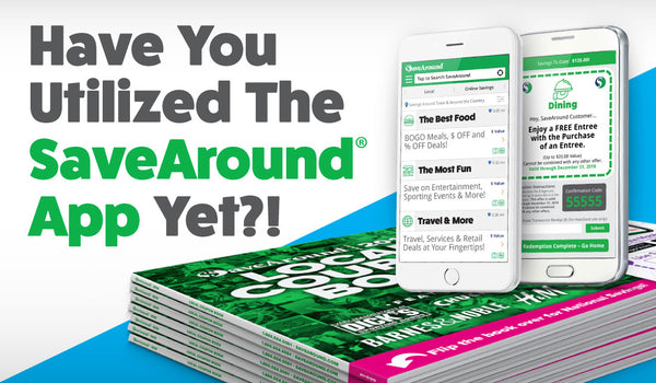 Savearound More Than Just A Coupon Book Savearound