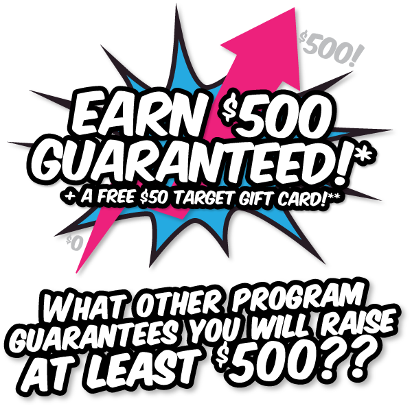 Earn $500