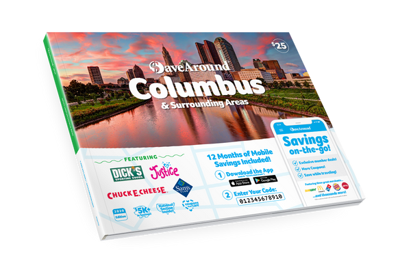Columbus, OH 2020 SaveAround® Coupon Book