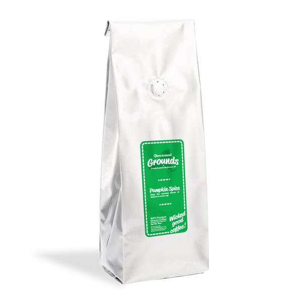 SaveAround® Grounds Pumpkin Spice Premium Coffee