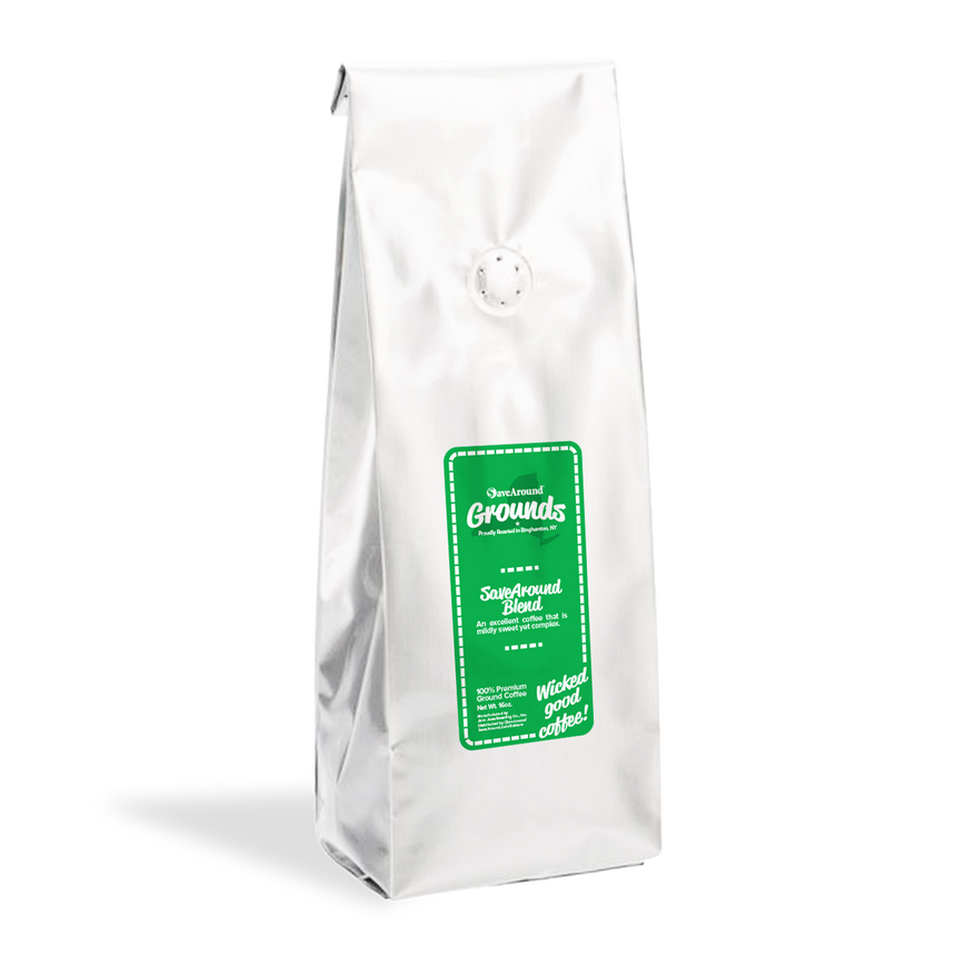 SaveAround® Grounds SaveAround Blend Premium Coffee