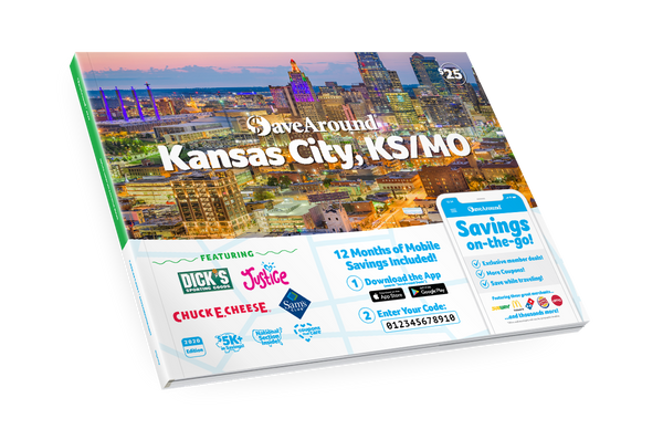 Kansas City, KS/MO 2020 SaveAround<sup>®</sup> Coupon Book