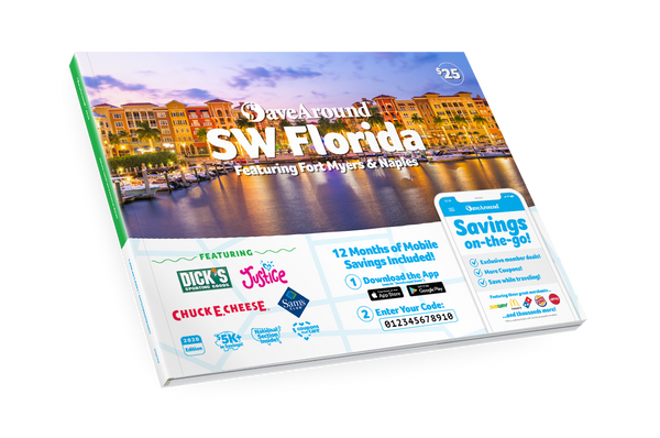 S.W. Florida 2020 SaveAround® Coupon Book