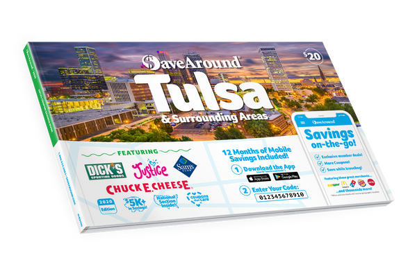 Tulsa, OK 2020 SaveAround® Coupon Book