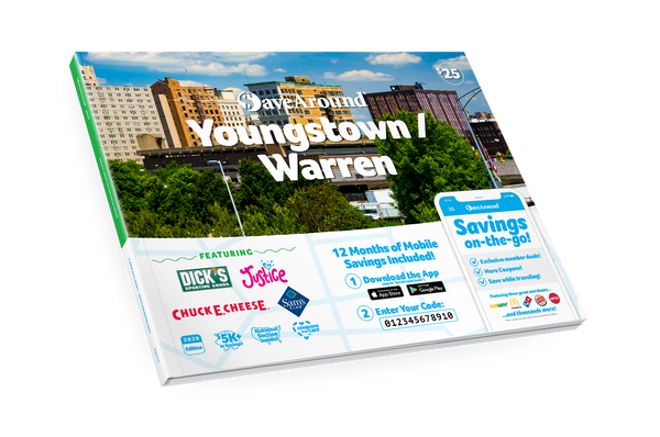 Youngstown / Warren, OH 2020 SaveAround® Coupon Book