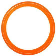 PLAY JUGGLING AROS Orange ARO 40