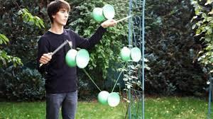 PLAY JUGGLING DIABOLOS DIABOLO ASTRO PLAY (PALITOS INCLUIDOS)