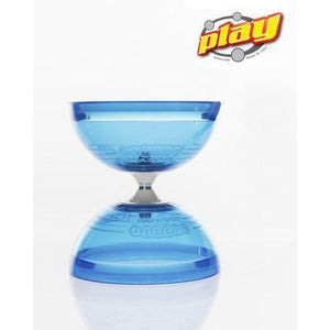 PLAY JUGGLING DREAM DIABOLOS blue DIABOLO TYPHOONS PLAY
