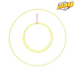 PLAY JUGGLING HULAS HULA PERFECT HOOP 20MM DECO