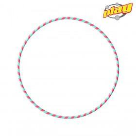 PLAY JUGGLING HULAS Turquosie/pink HULA PERFECT HOOP 16MM DECO