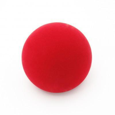 PLAY JUGGLING VELVET CONTACT 100 MM 260 GR RED