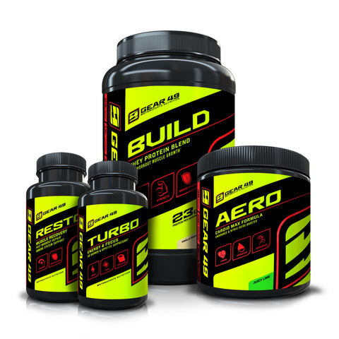 Gym Stack - Weight Loss - Gear 49 | MotorSports Nutrition