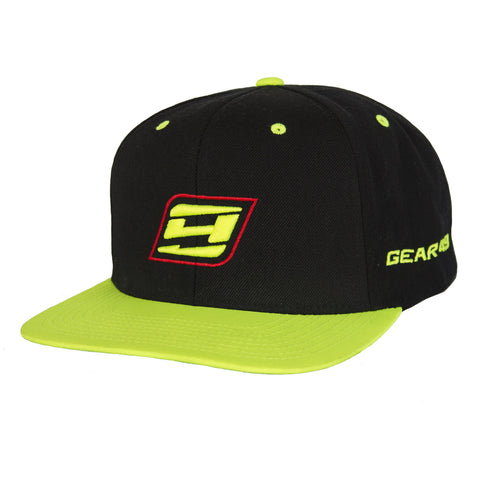 Crank Snap Back Hat - Gear 49 | MotorSports Nutrition