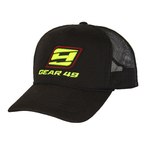 Torque Trucker Hat - Gear 49 | MotorSports Nutrition