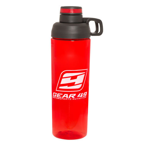 Rev Water Bottle - Gear 49 | MotorSports Nutrition