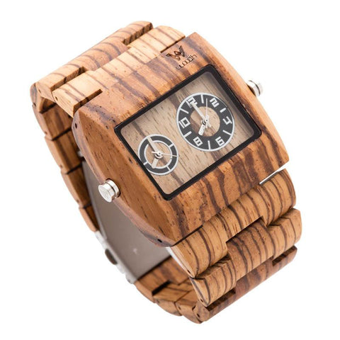 Ornate Zebrawood - Woodin