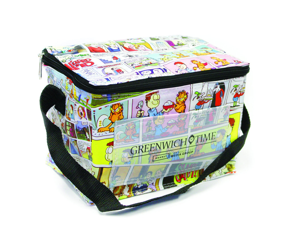 Greenwich Time Comic Cooler Bag