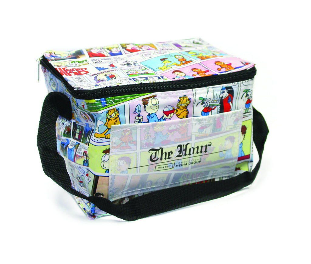 The Hour Comic Cooler Bag