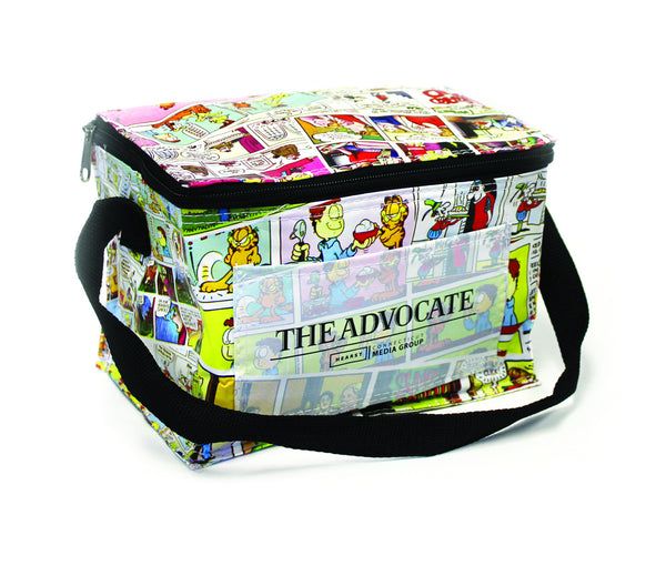 The Advocate Comic Cooler Bag