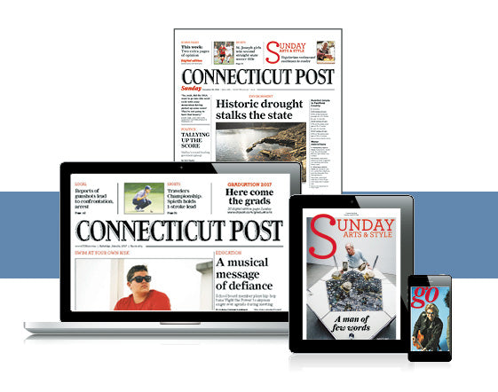 Connecticut Post Back Issue