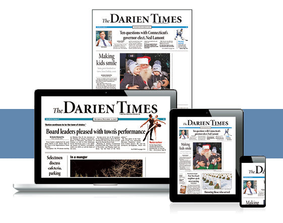 Darien Times Back Issue