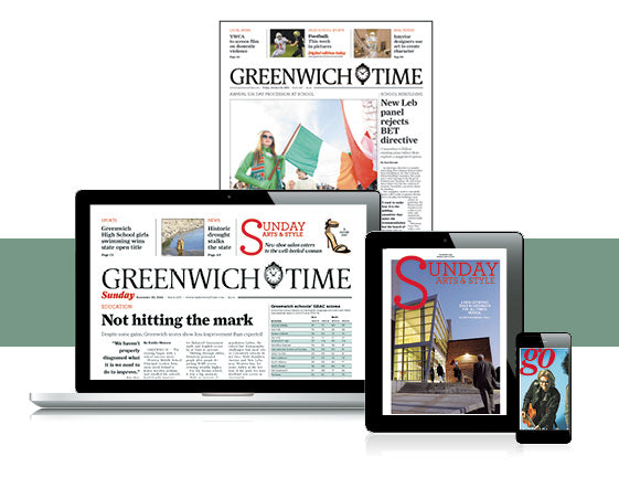 Greenwich Time Back Issue
