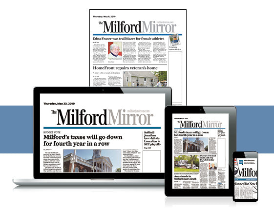 Milford Mirror Back Issue