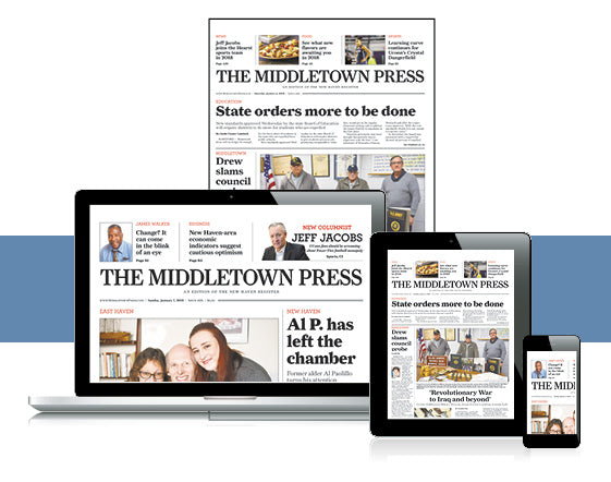 Middletown Press Back Issue