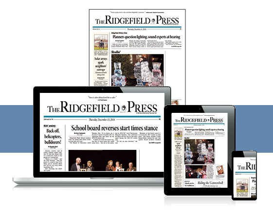 Ridgefield Press Back Issue