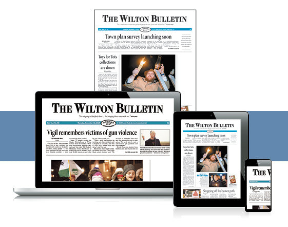 Wilton Bulletin Back Issue