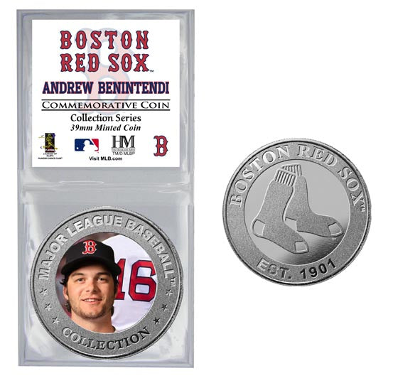 Andrew Benintendi Collector Coin (Price includes S&H)