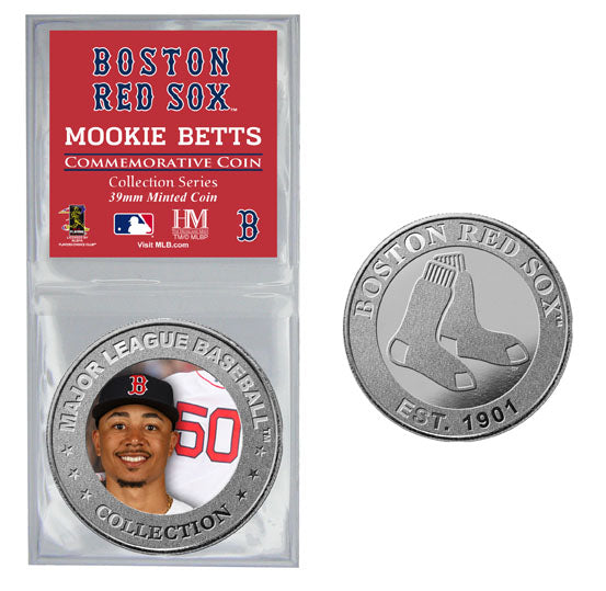 Mookie Betts Collector Coin (Price includes S&H)
