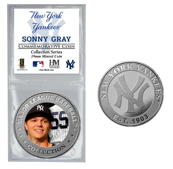 Sonny Gray Collector Coin (Price includes S&H)