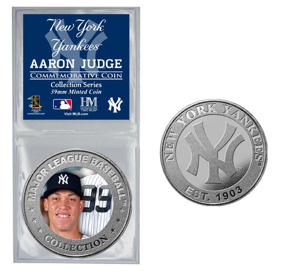 Aaron Judge Collector Coin (Price includes S&H)