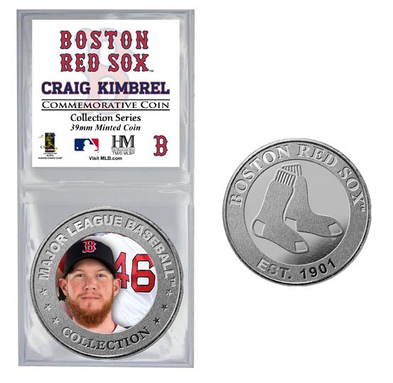 Craig Kimbrel Collector Coin (Price includes S&H)